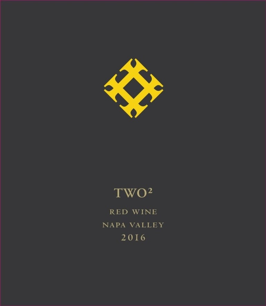 #13) 2016 Alpha Omega Two Squared Red Napa Valley