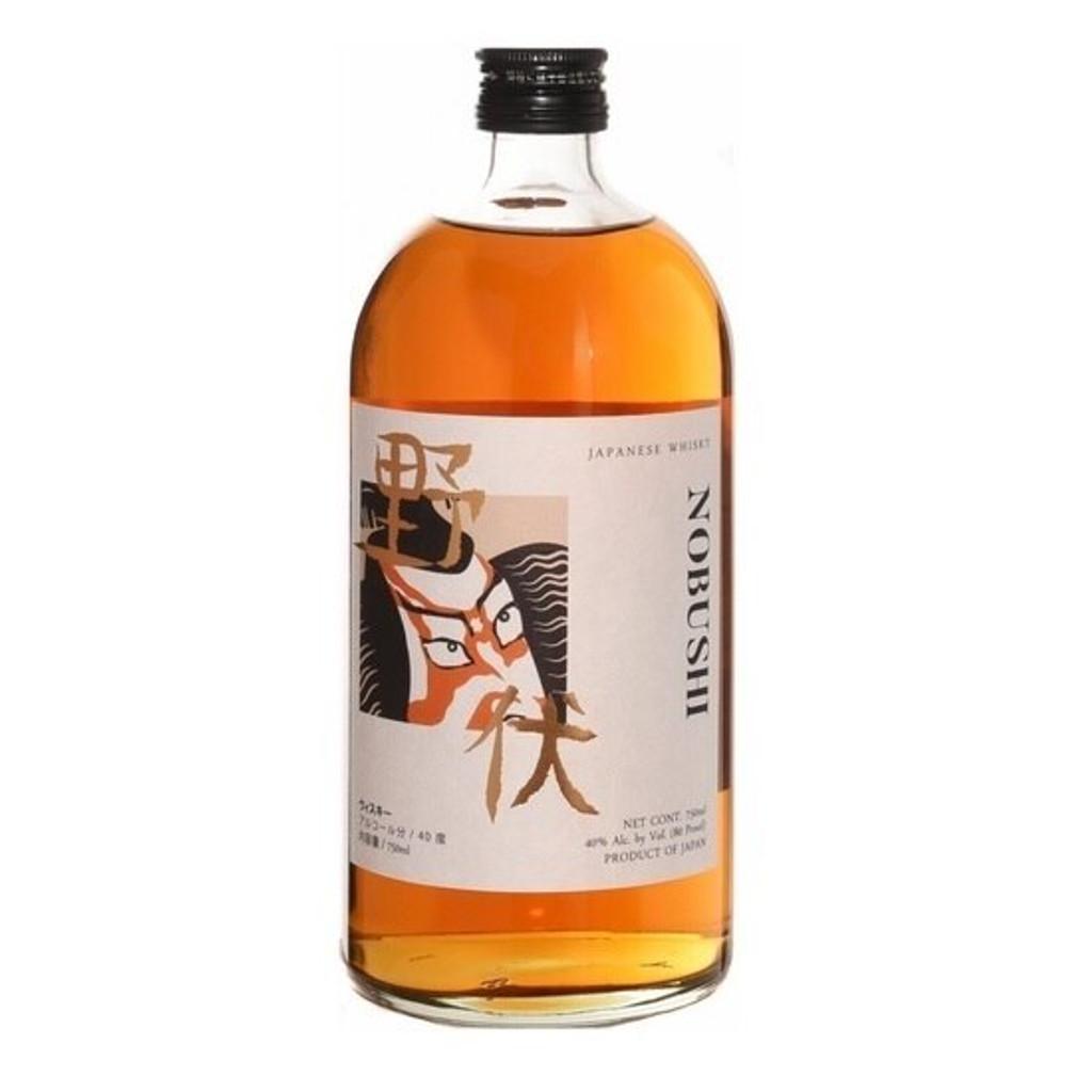 Nobushi Blended Japanese Whiskey