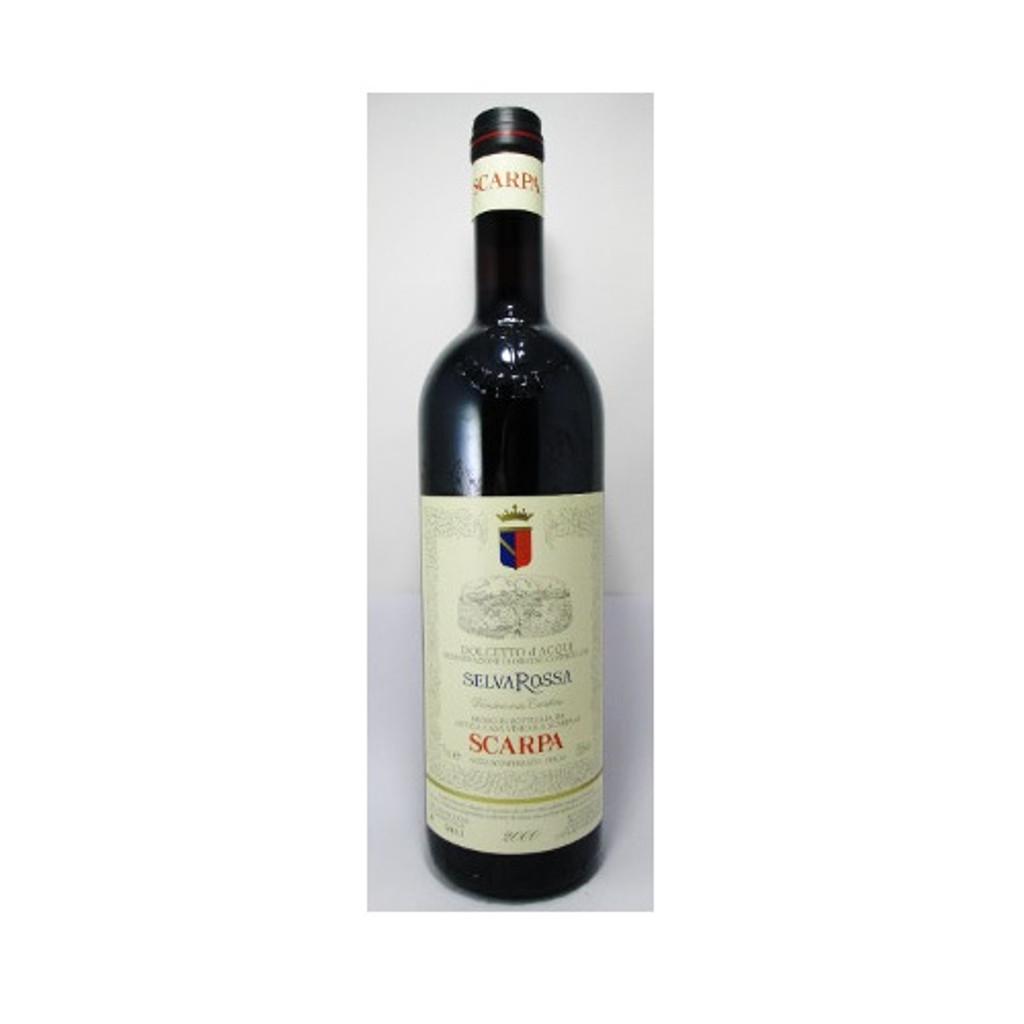 2000 Antica Casa Vinicola Scarpa Dolcetto d'Acqui Vendemmia Tardiva