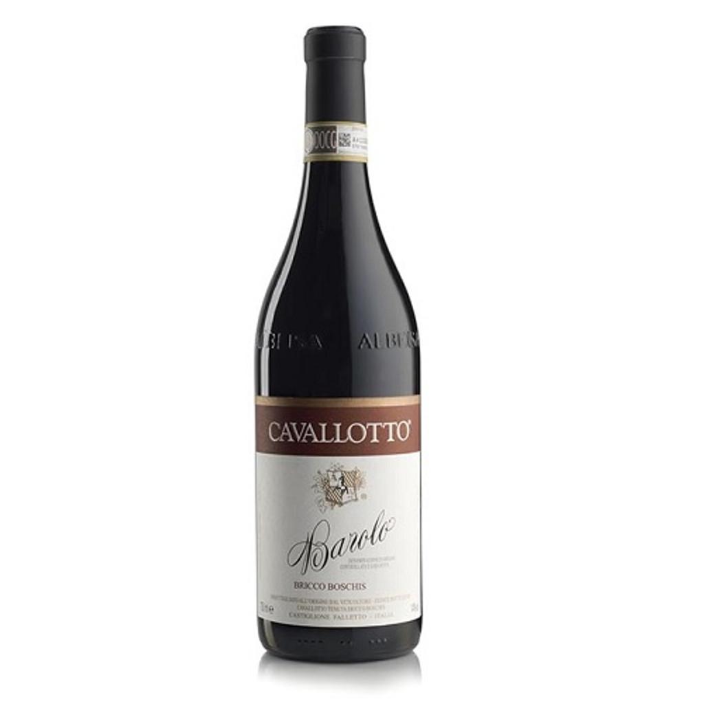 2015 Cavallotto 'Bricco Boschis' Barolo DOCG