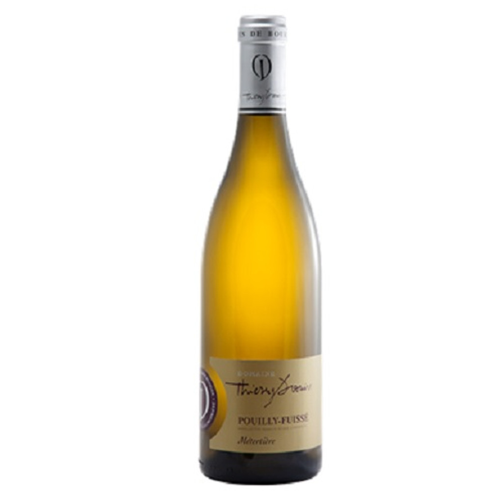 2017 Domaine Thierry Drouin Pouilly Fuisse Metertiere