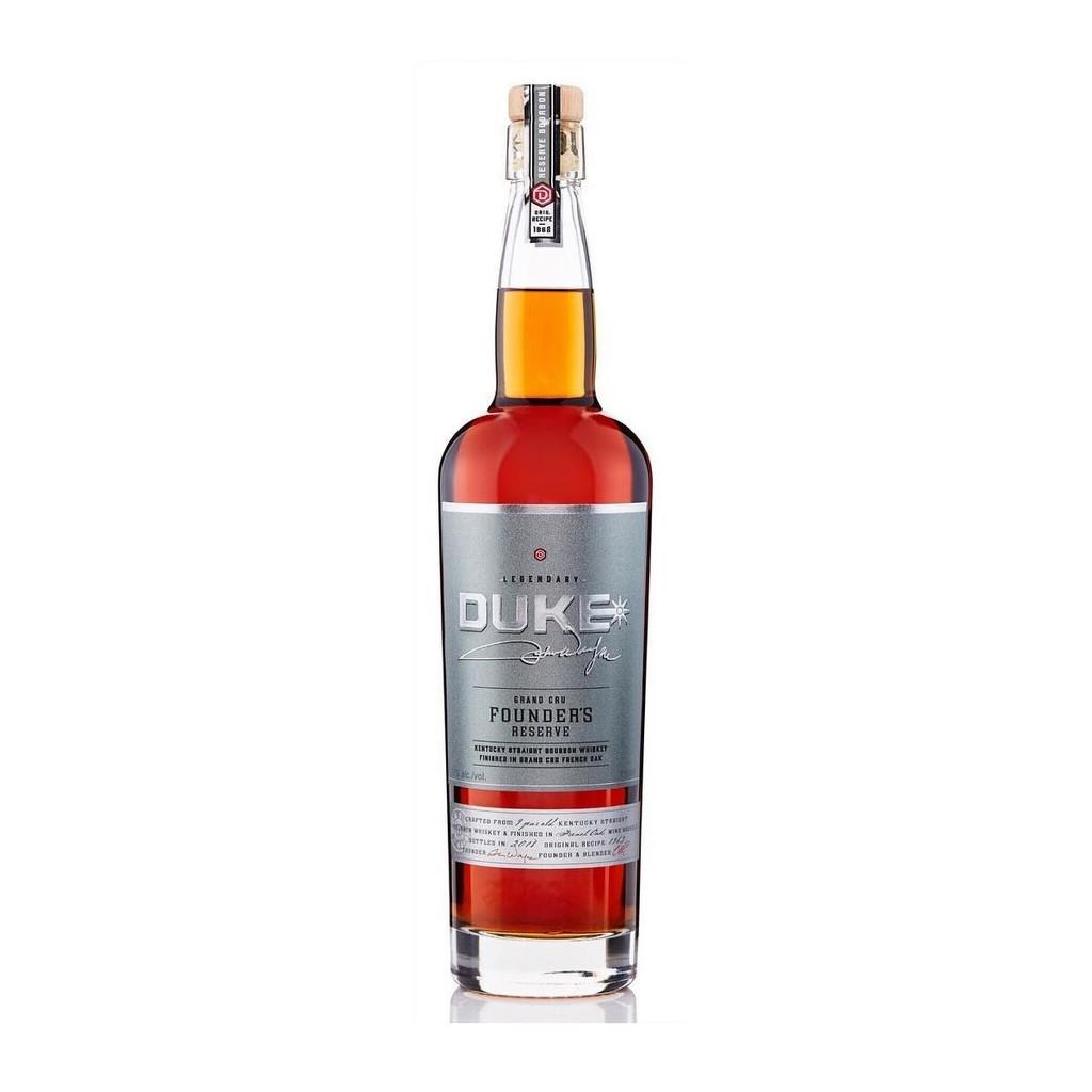 Duke Founder's Reserve Grand Cru Kentucky Straight Bourbon