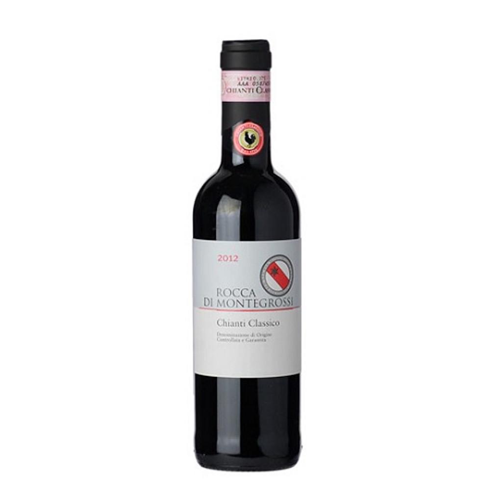 2016 Rocca di Montegrossi Chianti Classico 375 ml