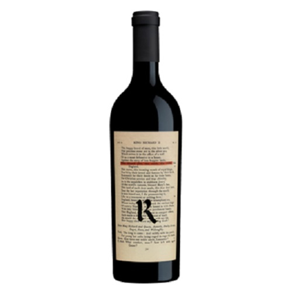 2016 Realm The Bard Red Wine Napa Valley