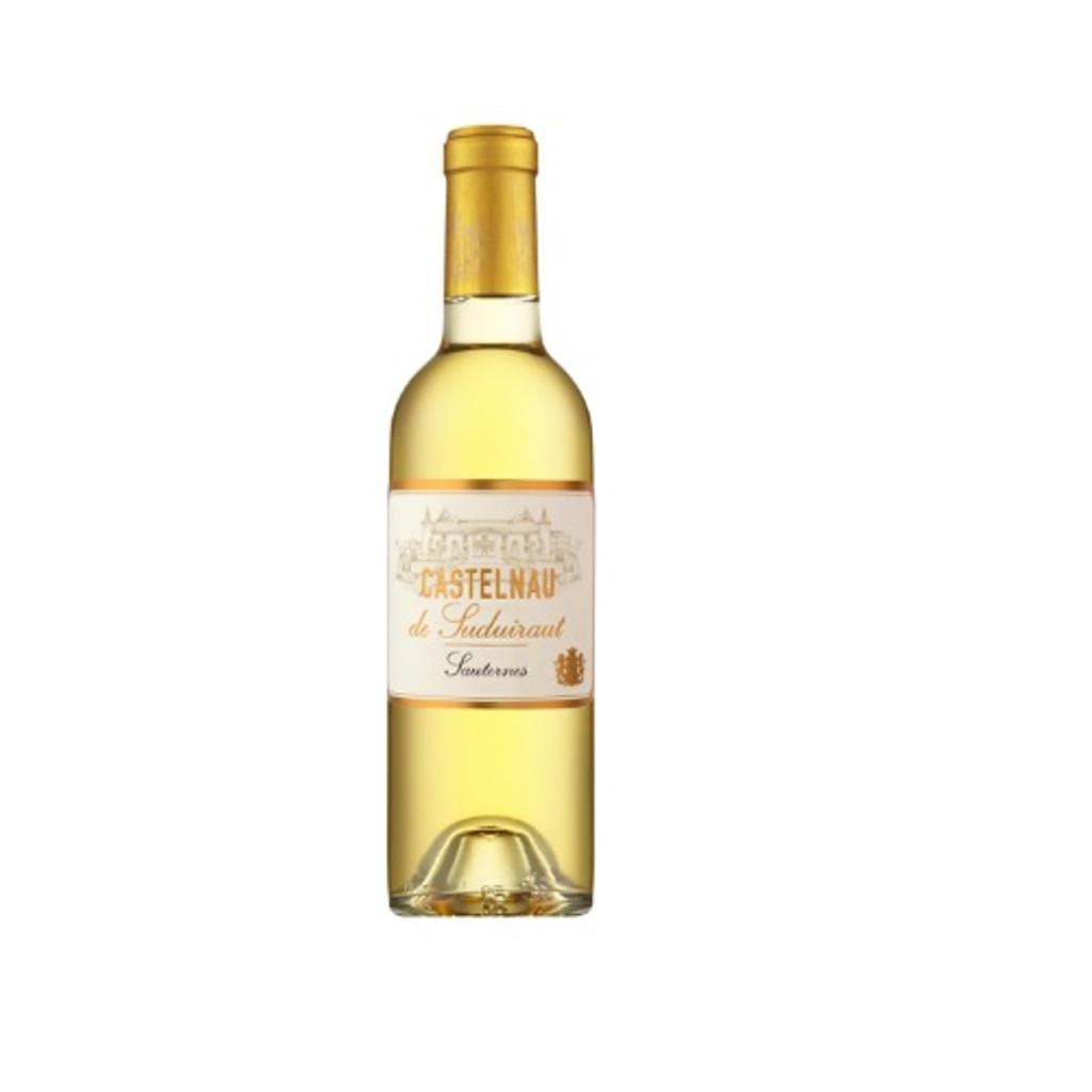 2008 Castelnau de Chateau Suduiraut Sauternes 375 ml