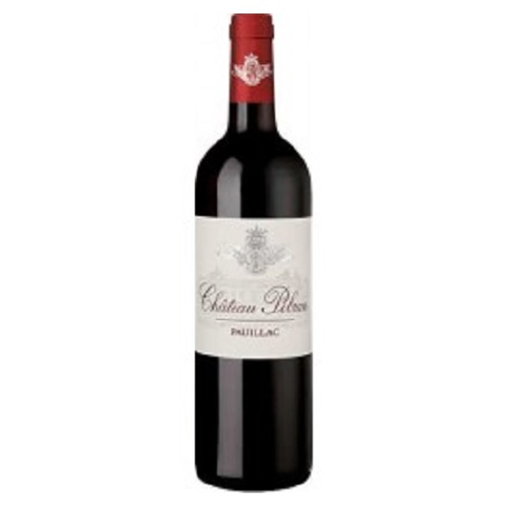 1990 Chateau Pibran Pauillac 375 ml