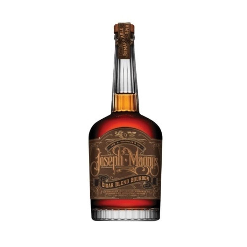 Jos A. Magnus & Co. 'Cigar Blend' Straight Bourbon Whiskey