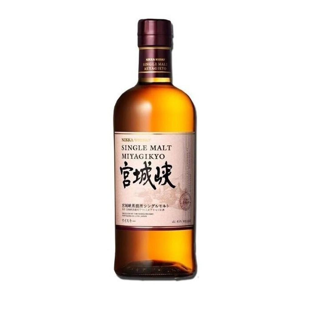 Nikka Single Malt Whisky Miyagikyo