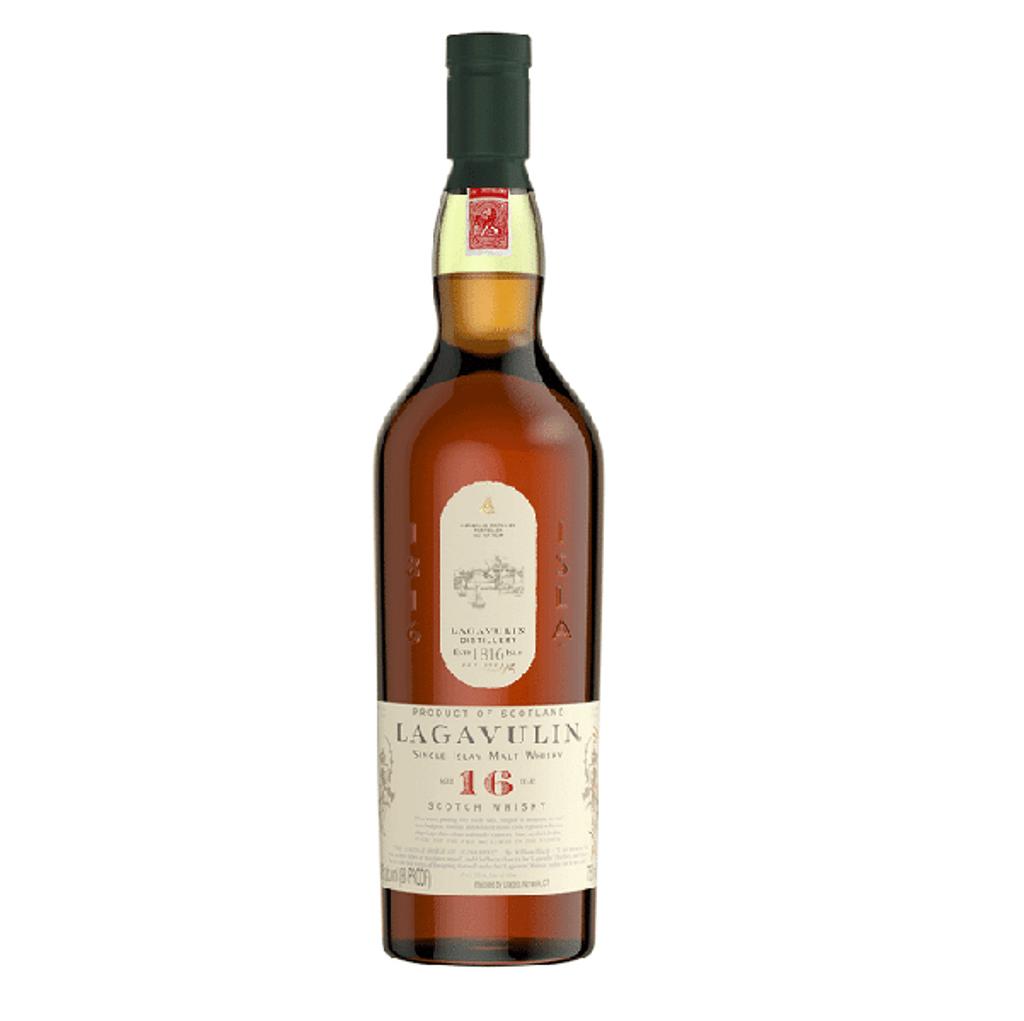 Lagavulin 16 Year Single Malt Scotch Islay