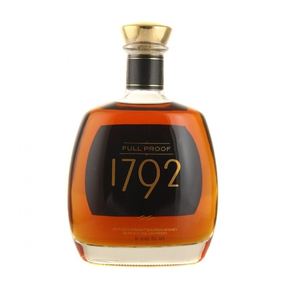1792 Full Proof Kentucky Straight Bourbon Whiskey