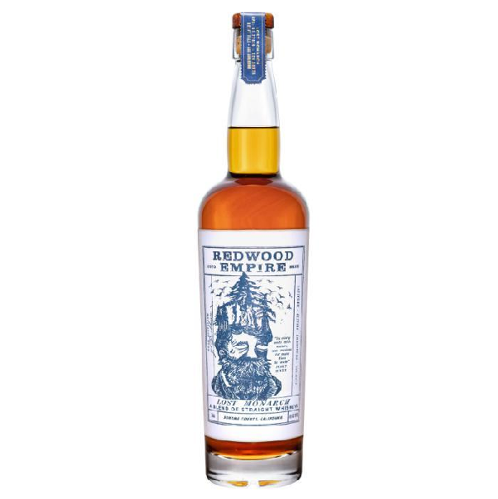 Redwood Empire Lost Monarch Blended Straight Whiskey