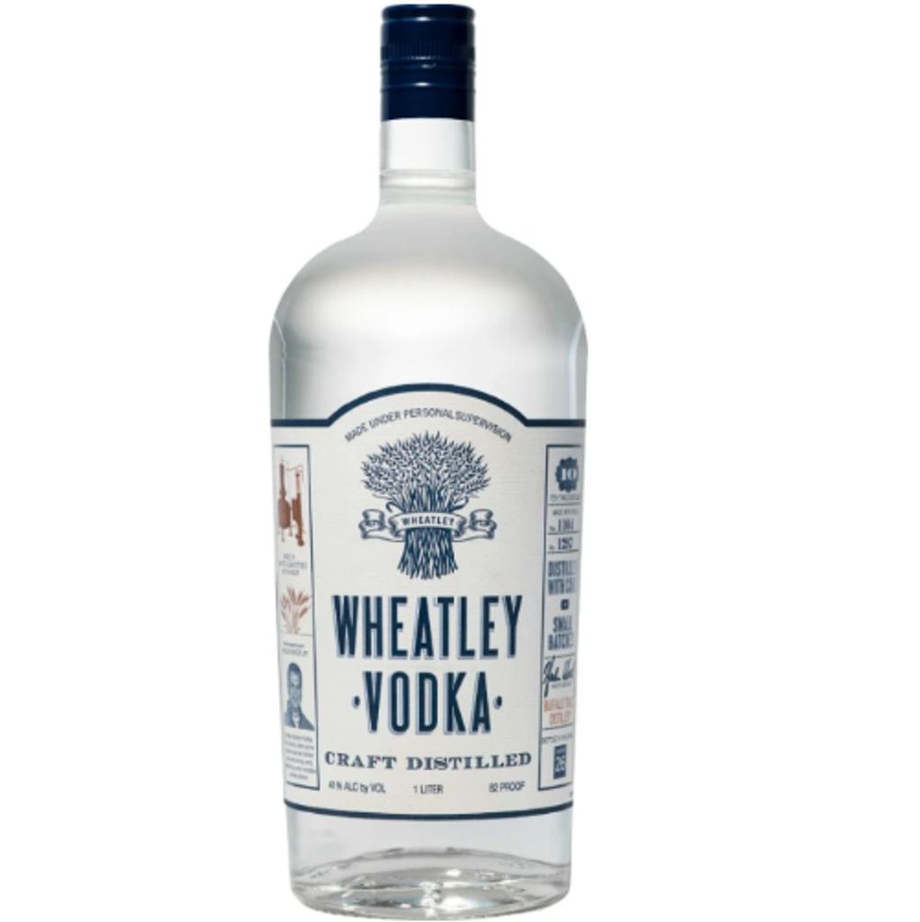 Wheatley Vodka | Buffalo Trace Distillery 82 Proof 1 Liter