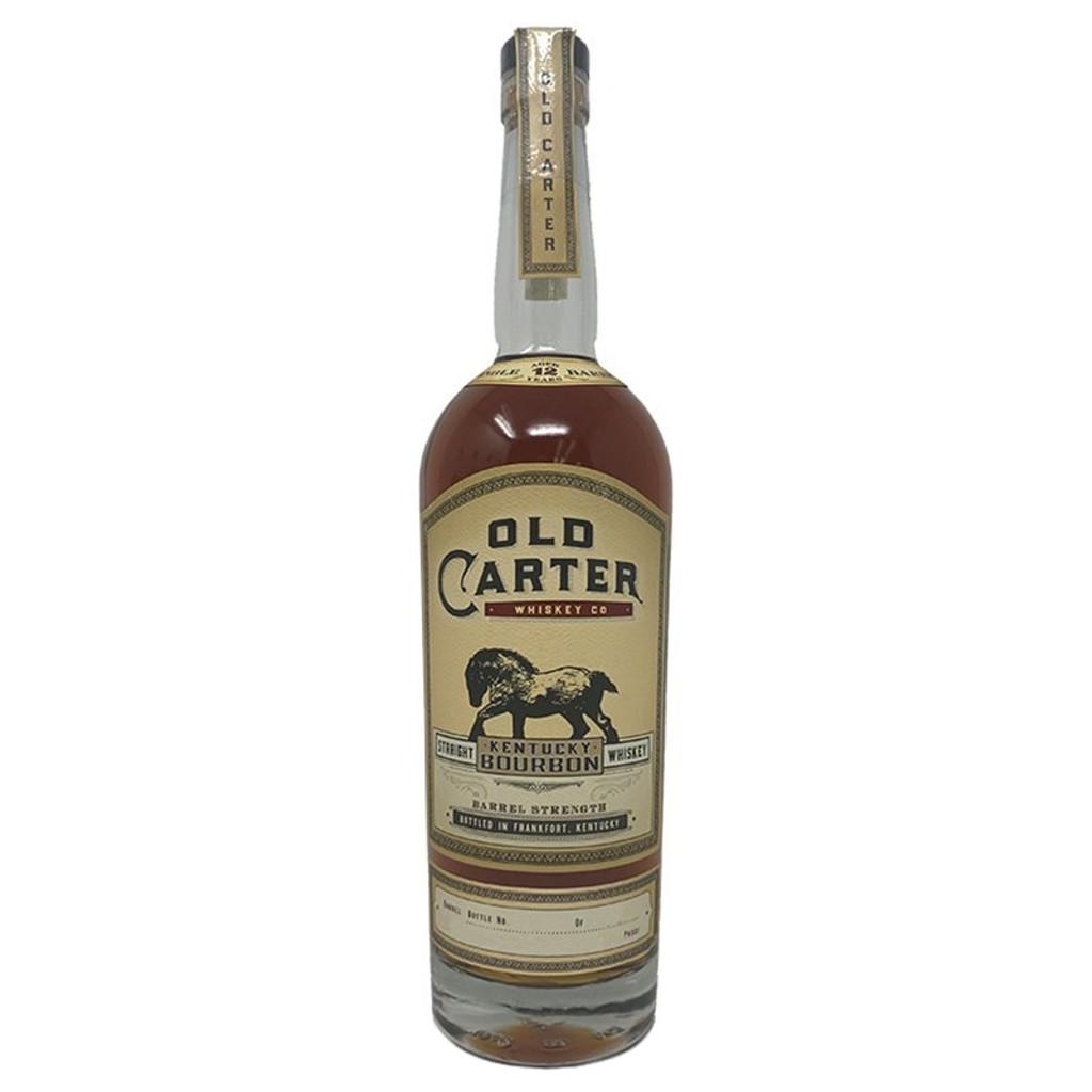 Old Carter Bottle