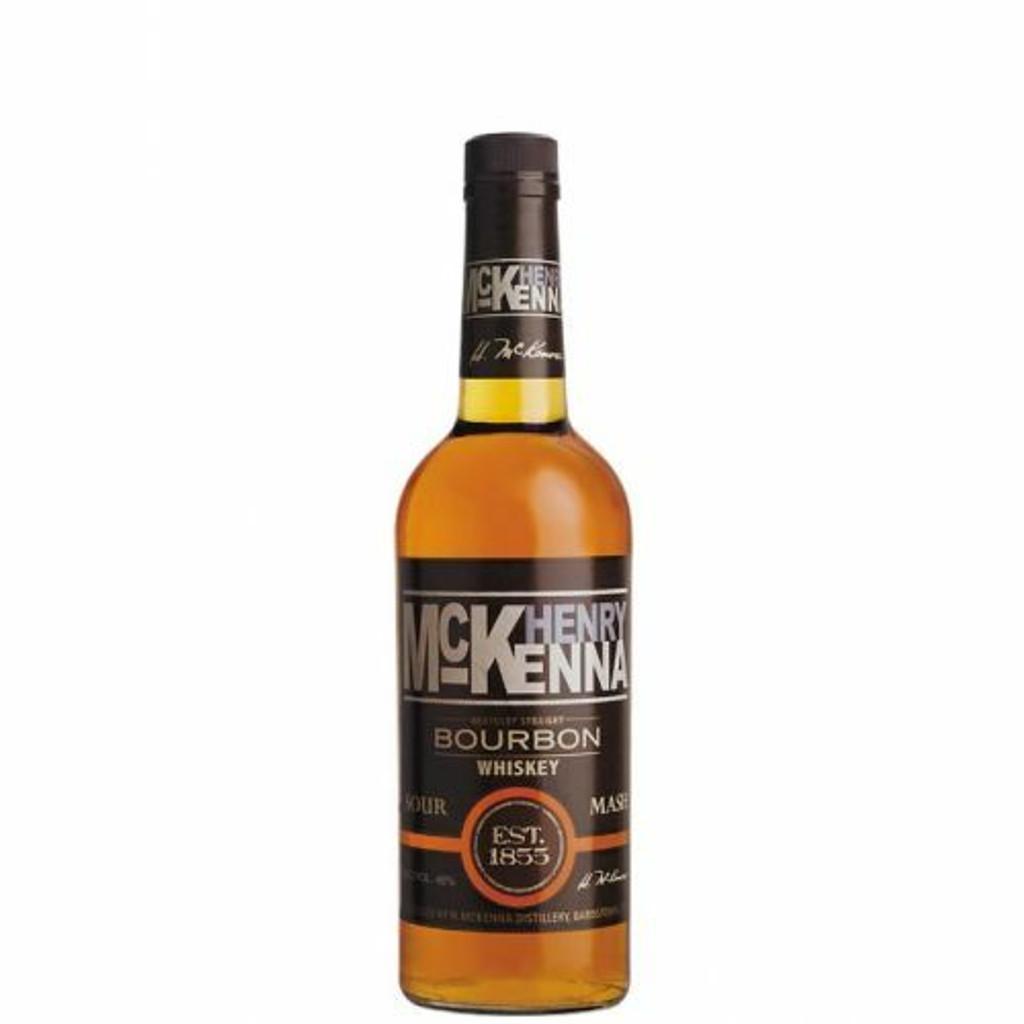 Henry McKenna Kentucky Sour Mash Straight Bourbon