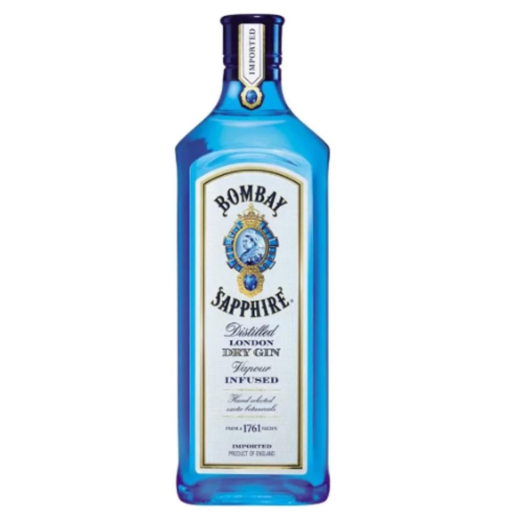 Bombay Sapphire Gin Liter