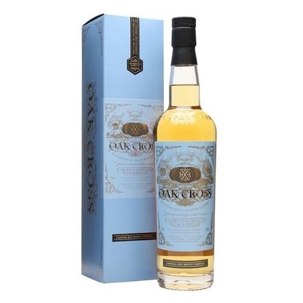 Compass Box Oak Cross Blended Malt Scotch Whisky
