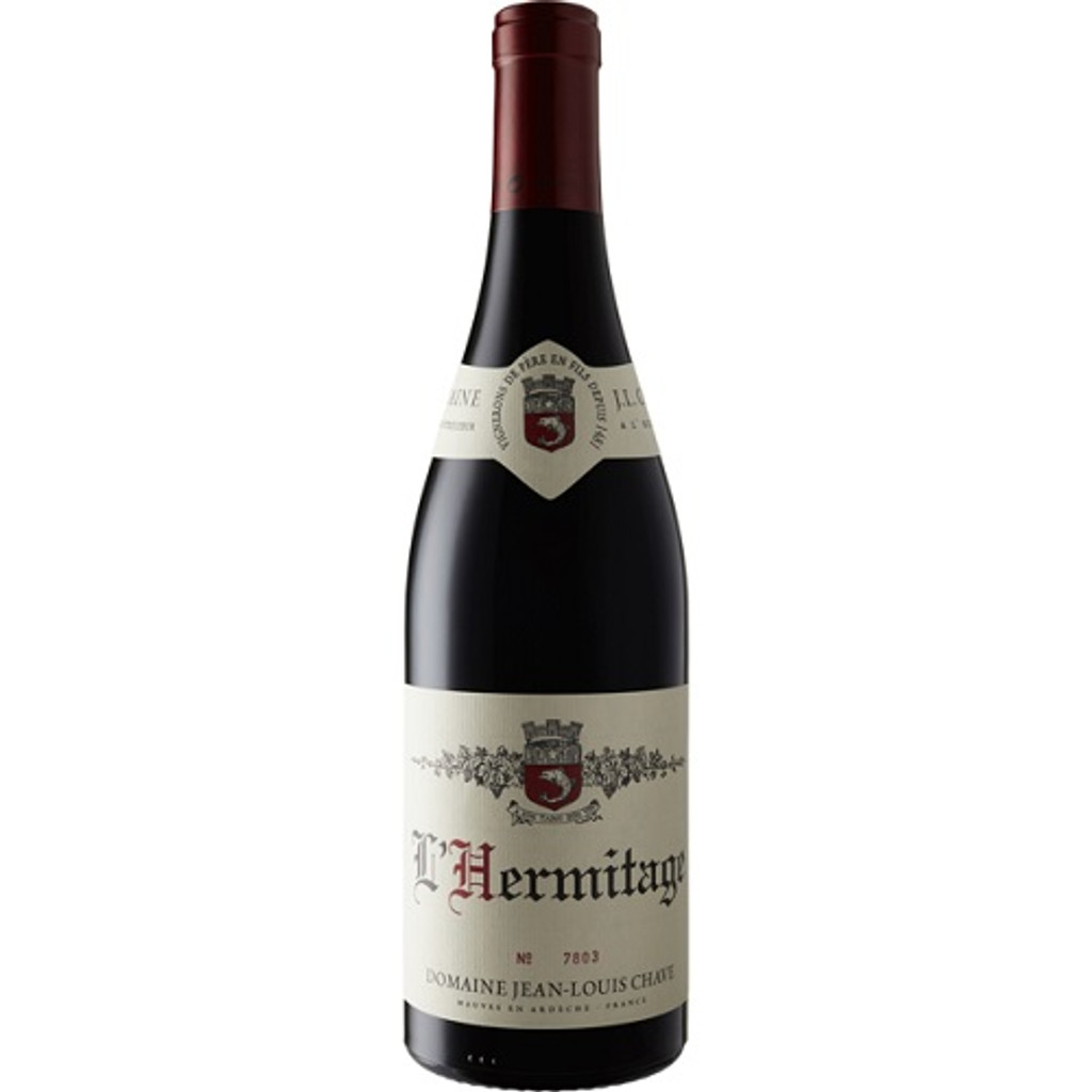 2017 J L Chave Hermitage Rouge