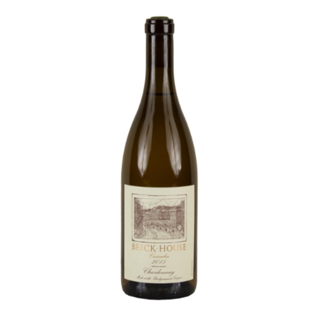 2015 Brick House Chardonnay Cascadia Vineyard