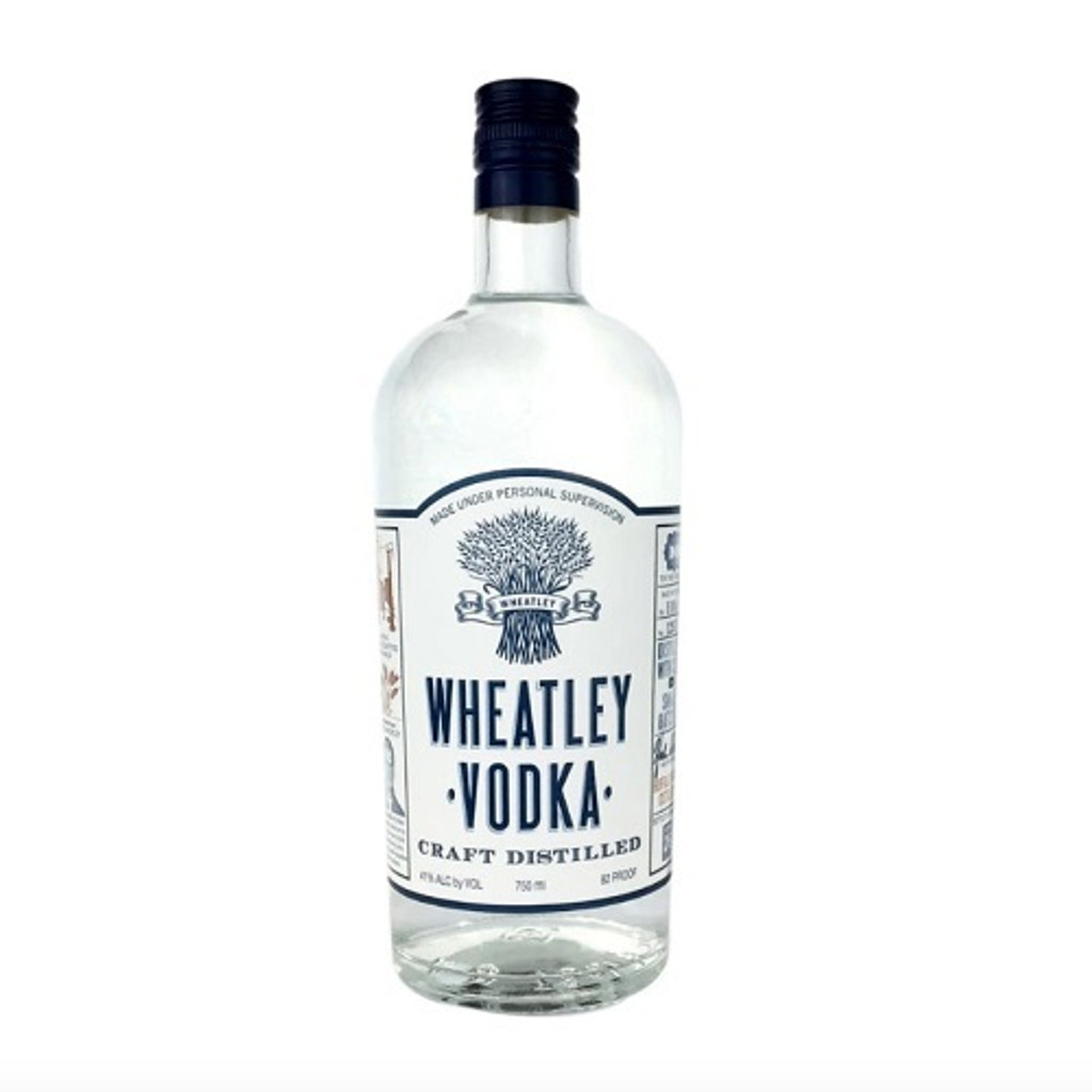 Wheatley Vodka | Buffalo Trace Distillery 82 Proof 750ml