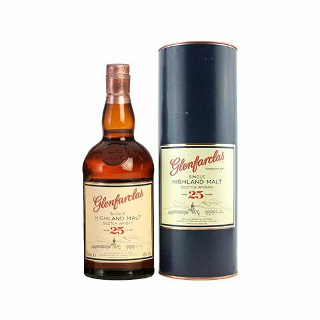 Glenfarclas 25 Year Single Malt Scotch