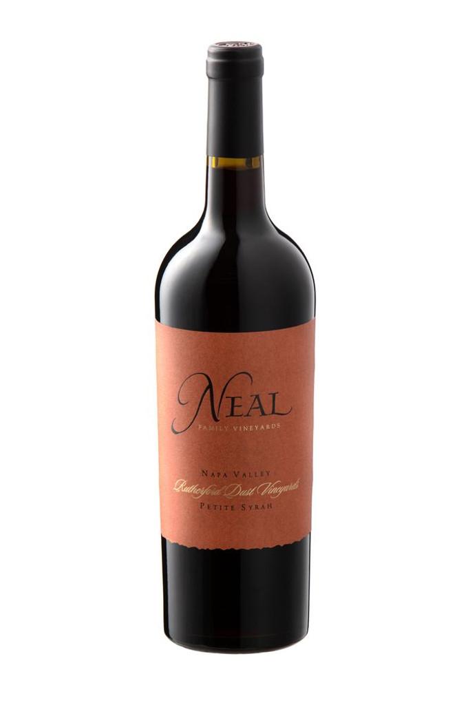 2014 Neal Family Petite Syrah Napa Valley