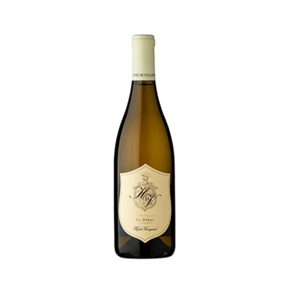 2018 Hyde-DeVillaine Chardonnay 'Le Debut' Hyde Vineyard, Los Carneros