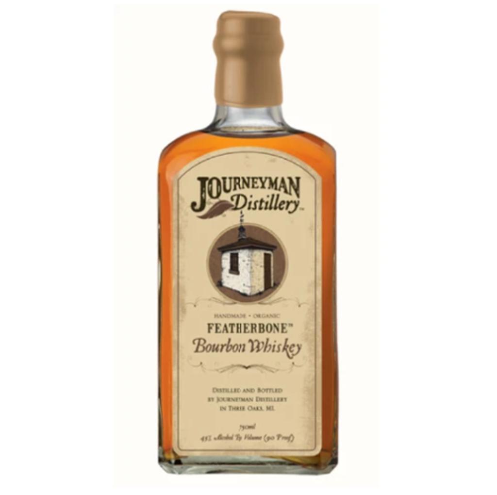 Journeyman Distiller Featherbone Bourbon Whiskey