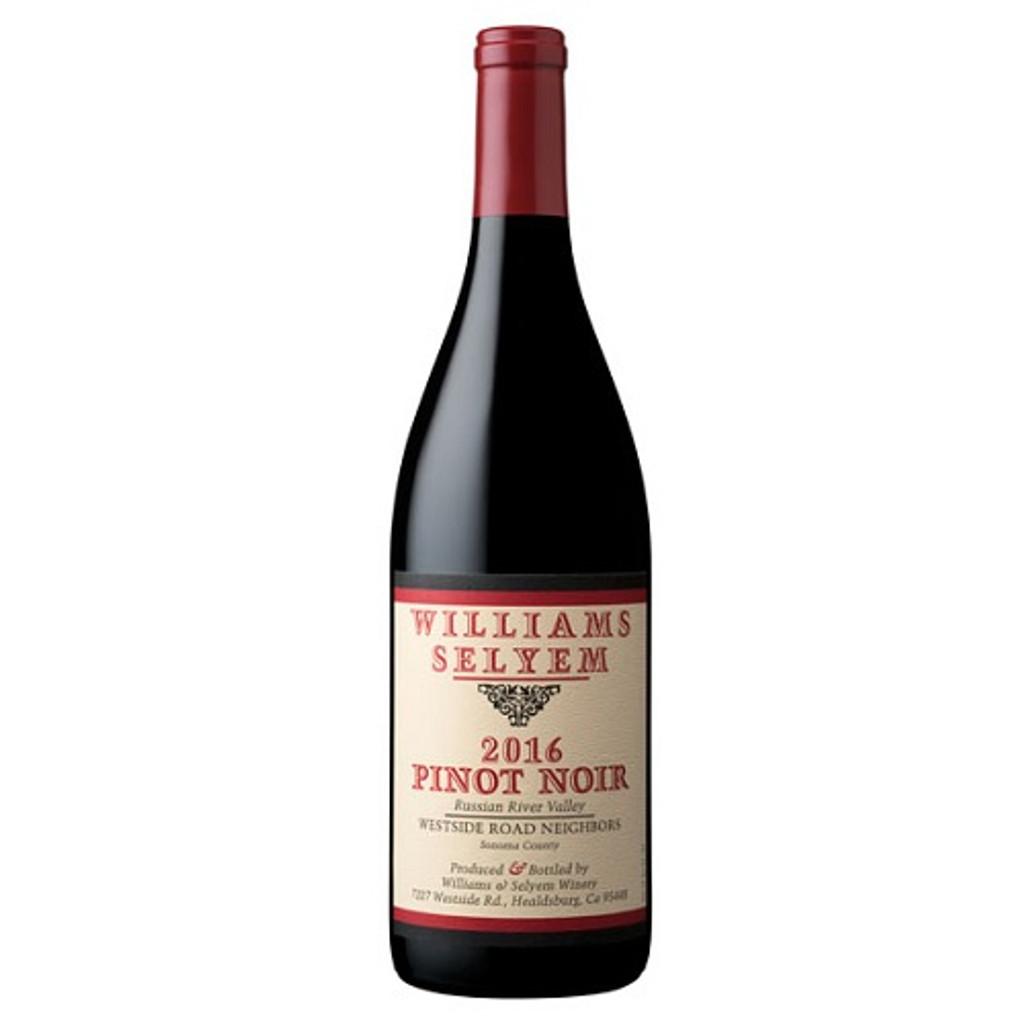2019 Williams Selyem Pinot Noir Westside Neighbors