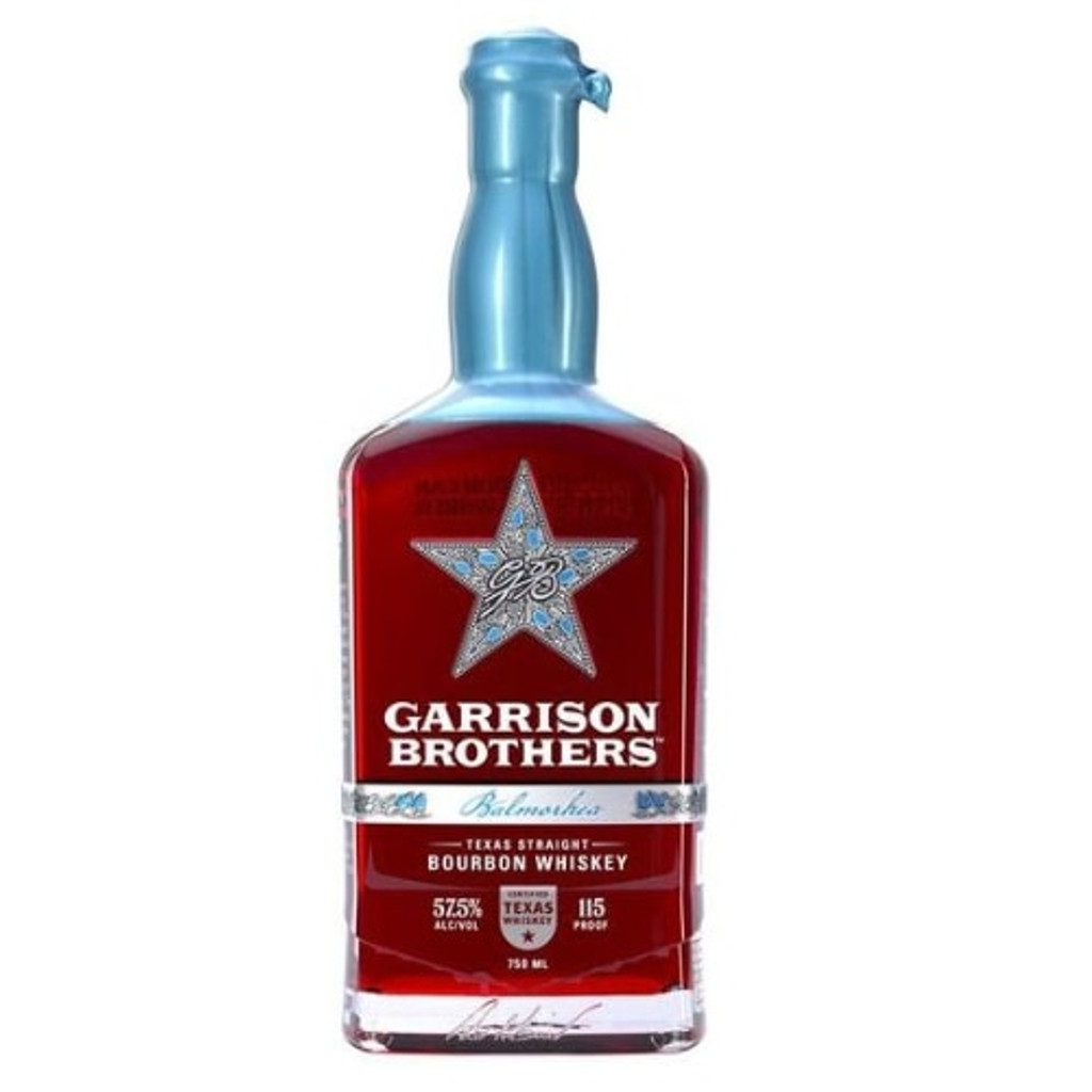 Garrison Brothers Balmorhea Straight Bourbon Whiskey