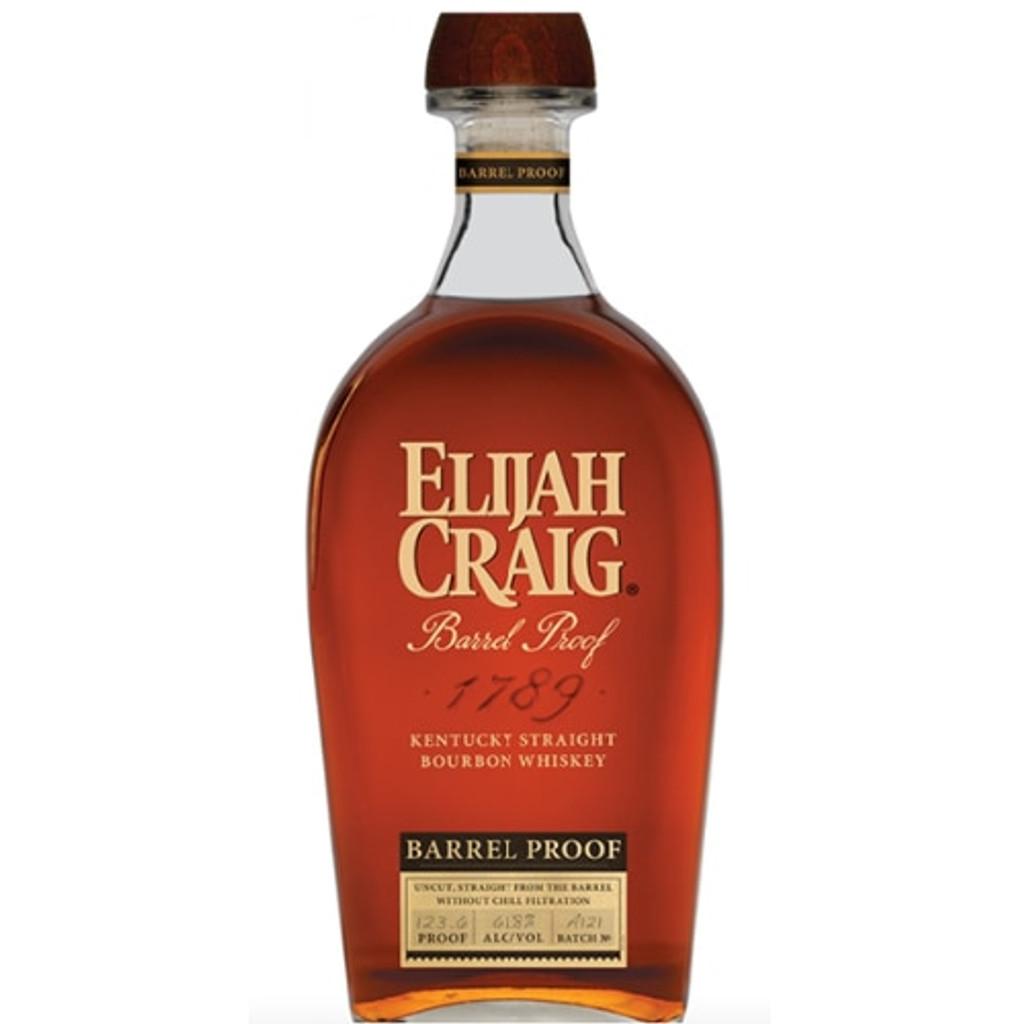 Elijah Craig Barrel Proof Batch A121