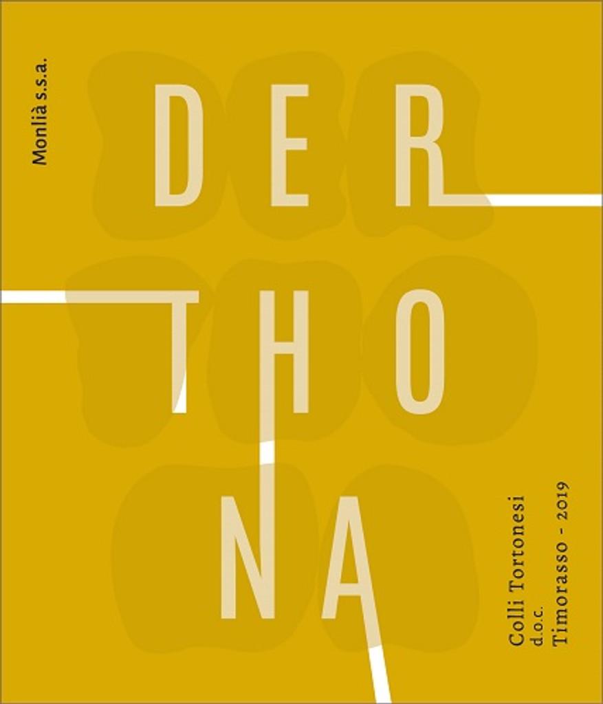 2019 Oddero Derthona Timorasso Colli Tortonesi