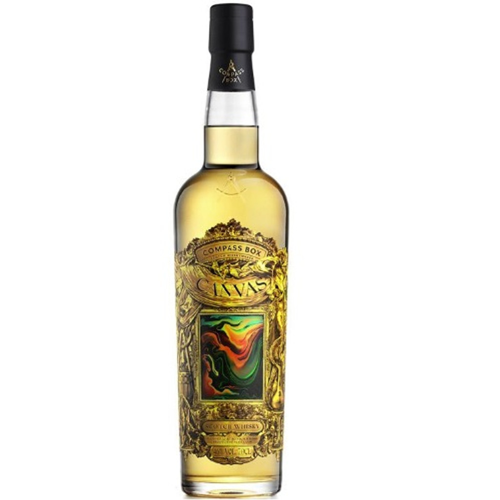 Compass Box Limited Edition Canvas Blended Scotch Whisky