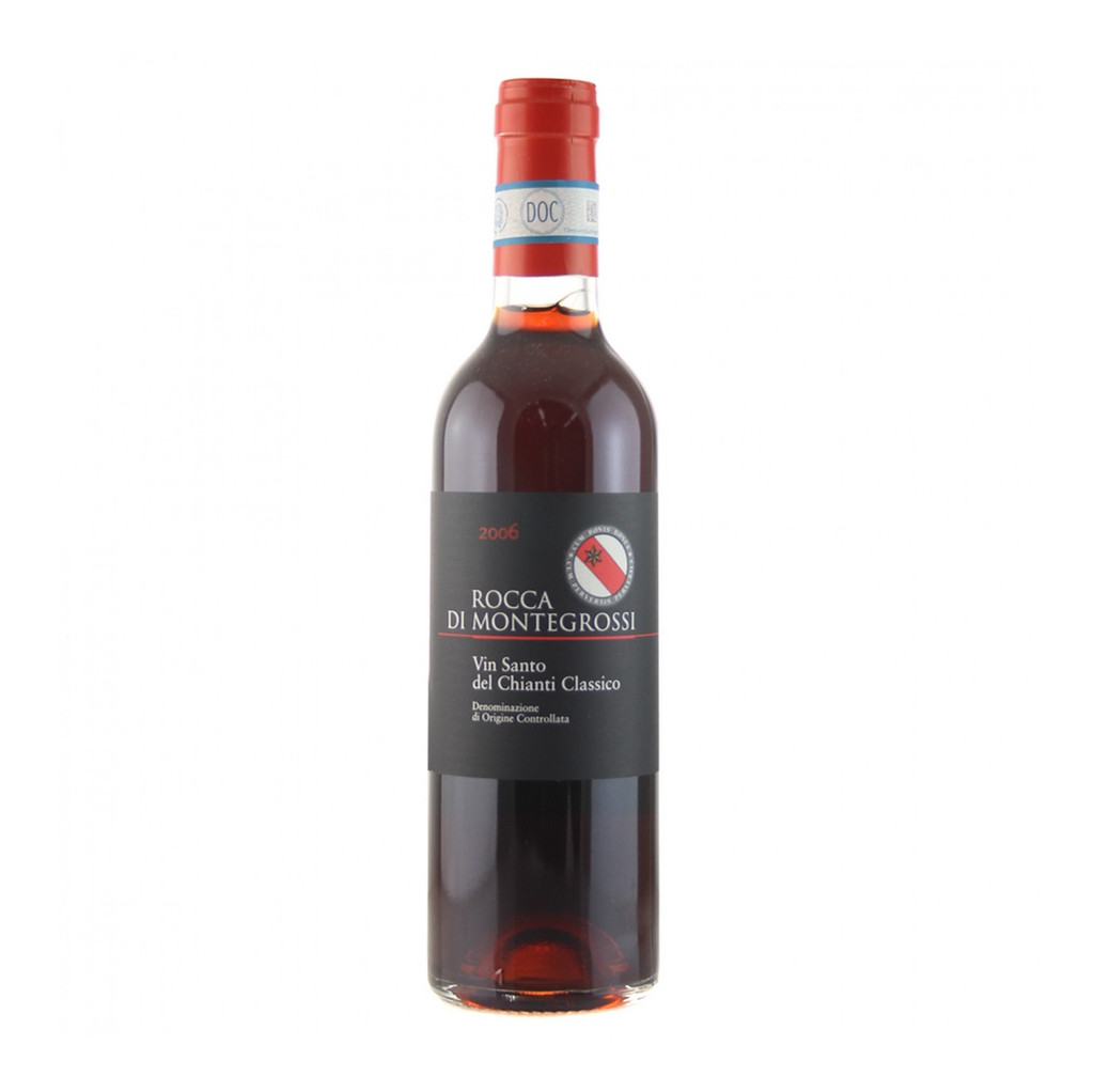 2006 Rocca di Montegrossi Vin Santo 375ml (half bottle)
