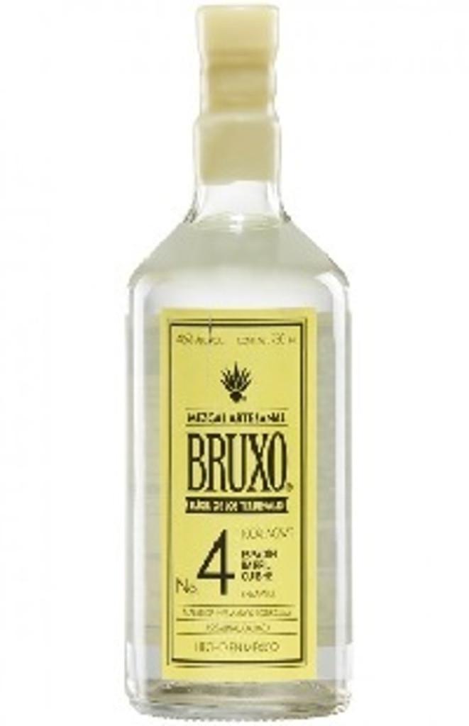 Bruxo Mezcal No. 4 Ensamble Espadin Barril Cuiche