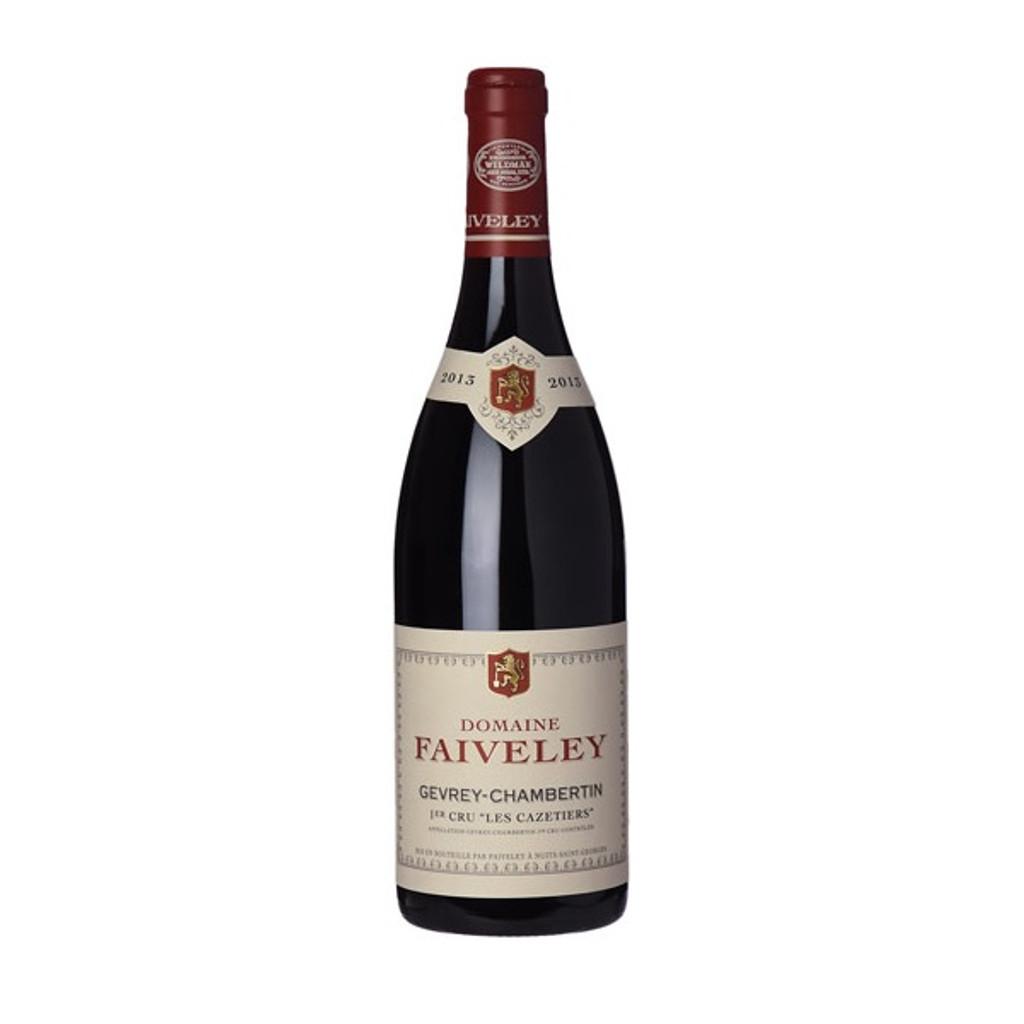 2014 Faiveley Gevrey-Chambertin Les Cazetiers 1er Cru