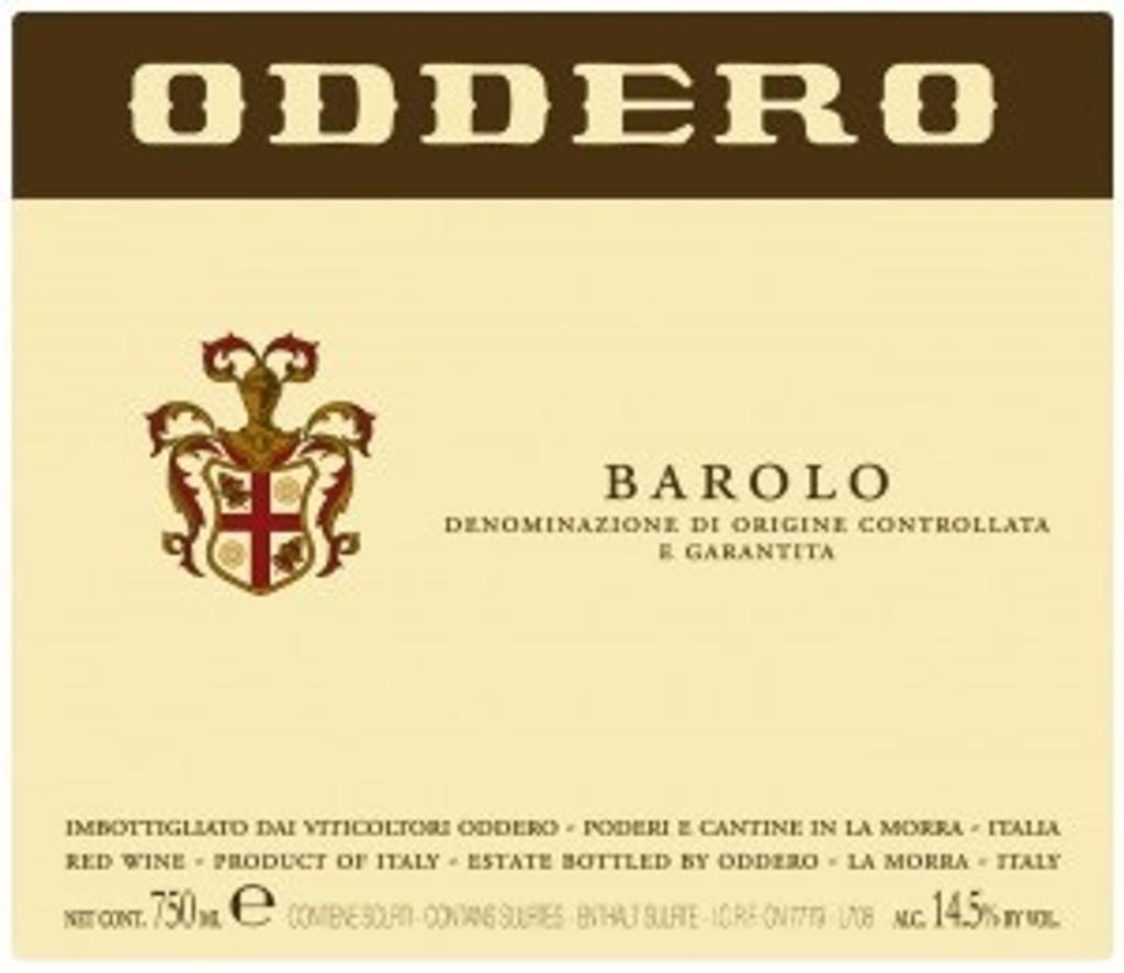 2007 Oddero Barolo Classico 3L