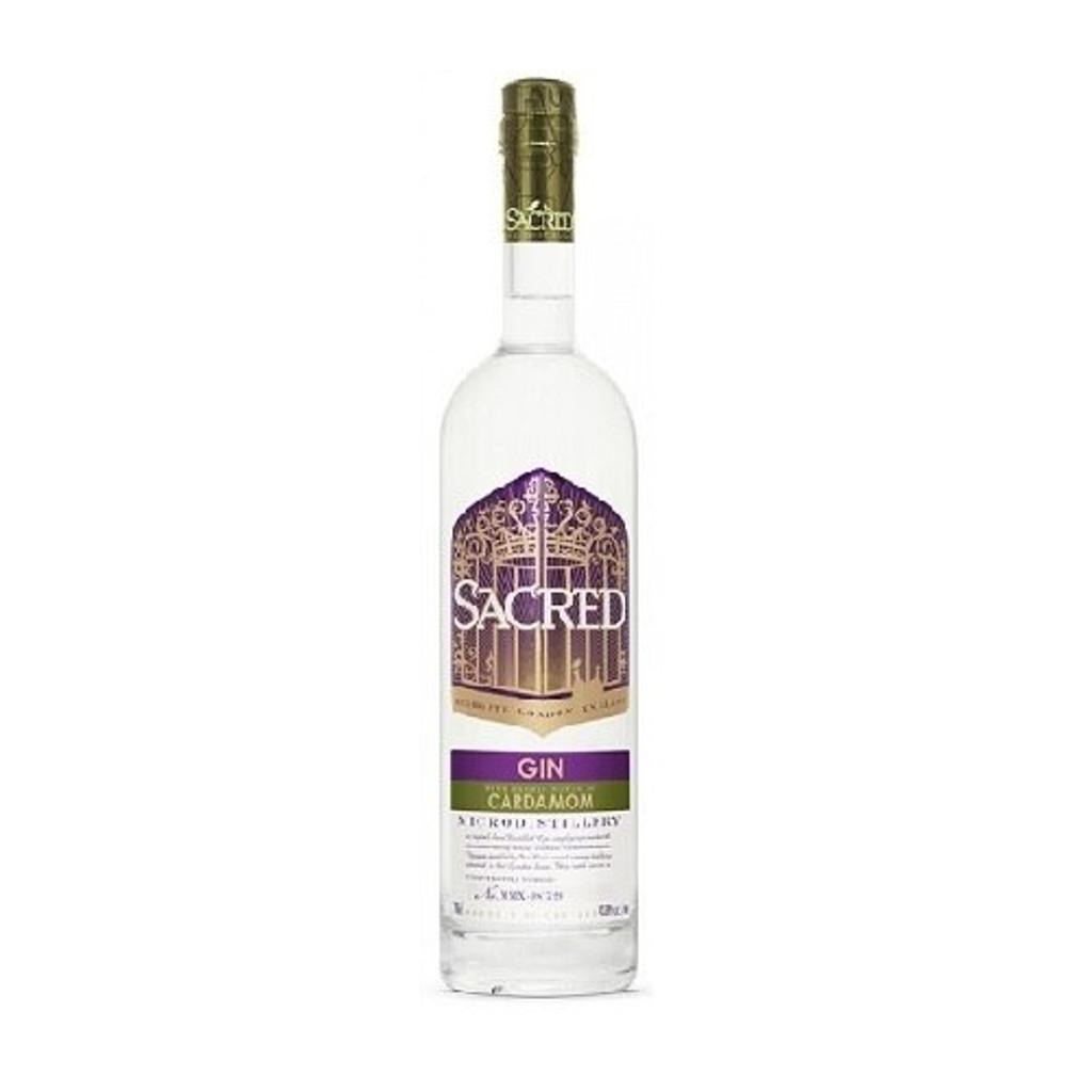 Sacred Spirits Cardamom Gin