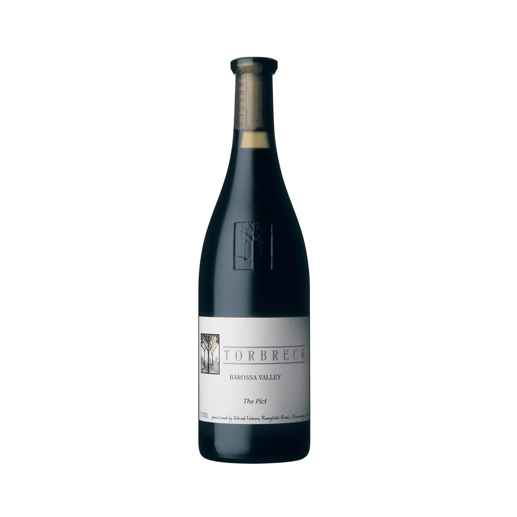 2004 Torbreck Mataro The Pict Barossa Valley