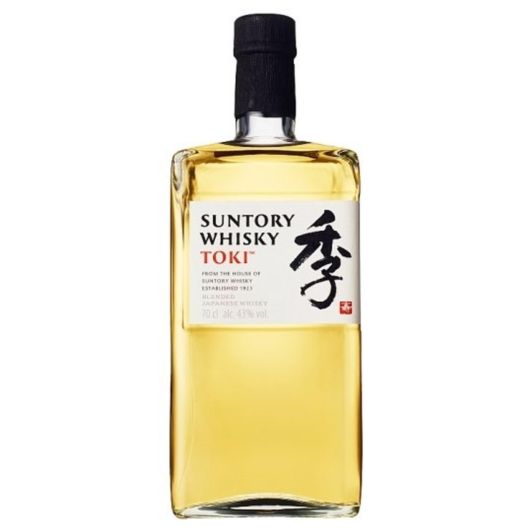 4c7a489f72b77 Suntory Toki Japanese Whisky (750ml)