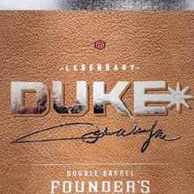 Duke Founder's Reserve Double Barrel Rye Whiskey