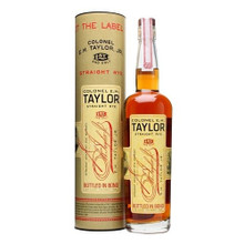 Colonel E.H. Taylor Straight Rye Bottled-in-Bond