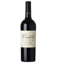 2017 Carlisle Zinfandel Papera Ranch Russian River Valley