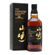 Yamazaki 18 Year Single Malt Whisky