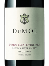 2018 DuMOL Pinot Noir Estate Russian River