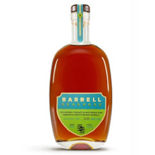 Barrell Bourbon Seagrass Rye 118.4 proof