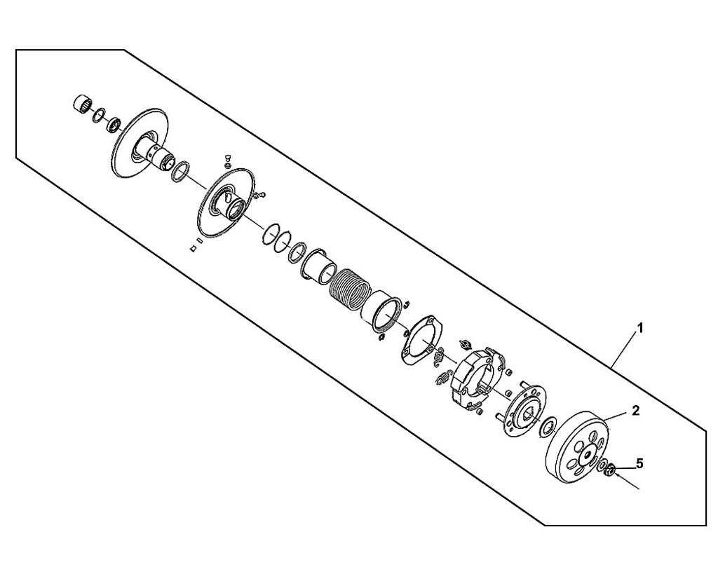05 Special Nut 28mm - Fiddle III