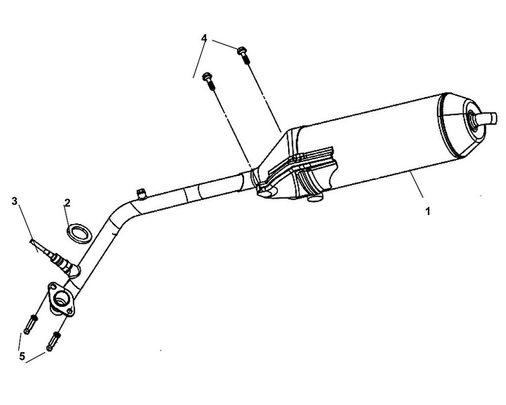 01-1 Muffler Protector Comp - Fiddle III