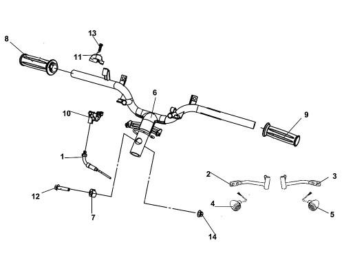 07 Steering Stem Lock Collar - Fiddle III