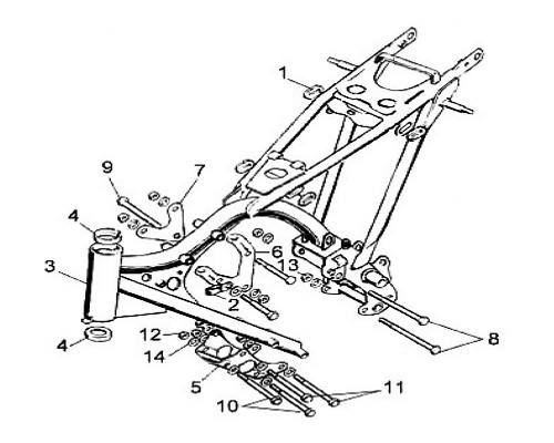 01 Air/c Case Grommet A - Wolf Classic 150