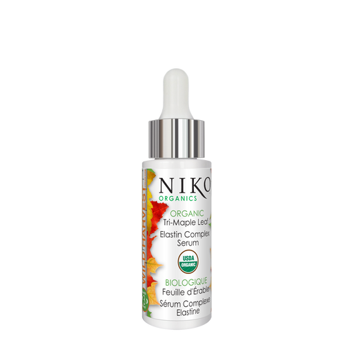 Organic Tri-Maple Leaf Elastin Complex Serum